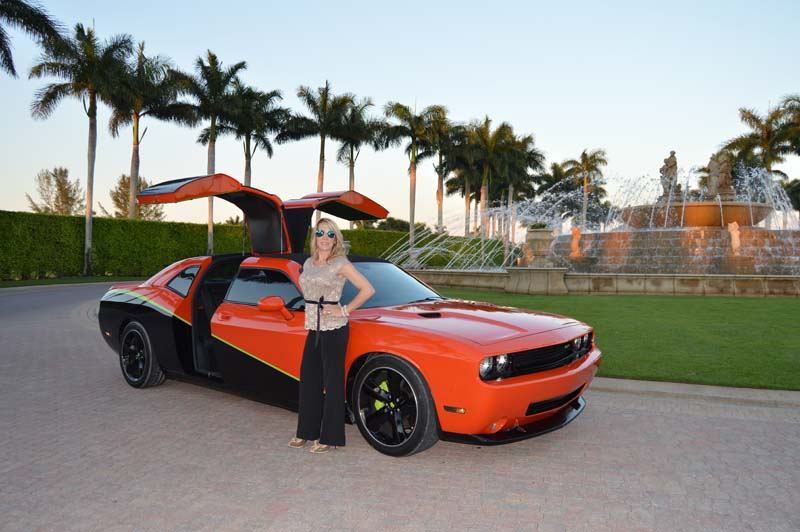 Custom SRT8 Florida